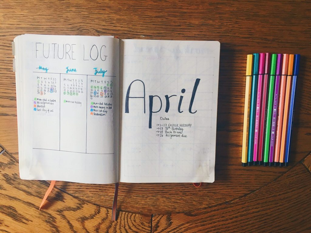Everything You Need to Know About Starting a Bullet Journal