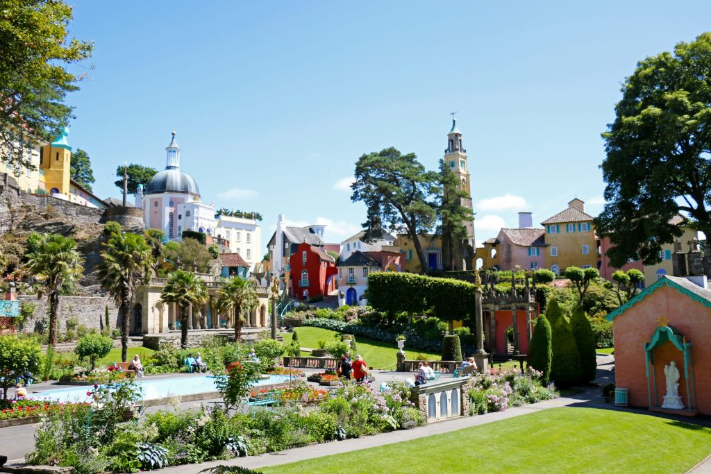 18 Reasons You Should Visit Portmeirion In North Wales