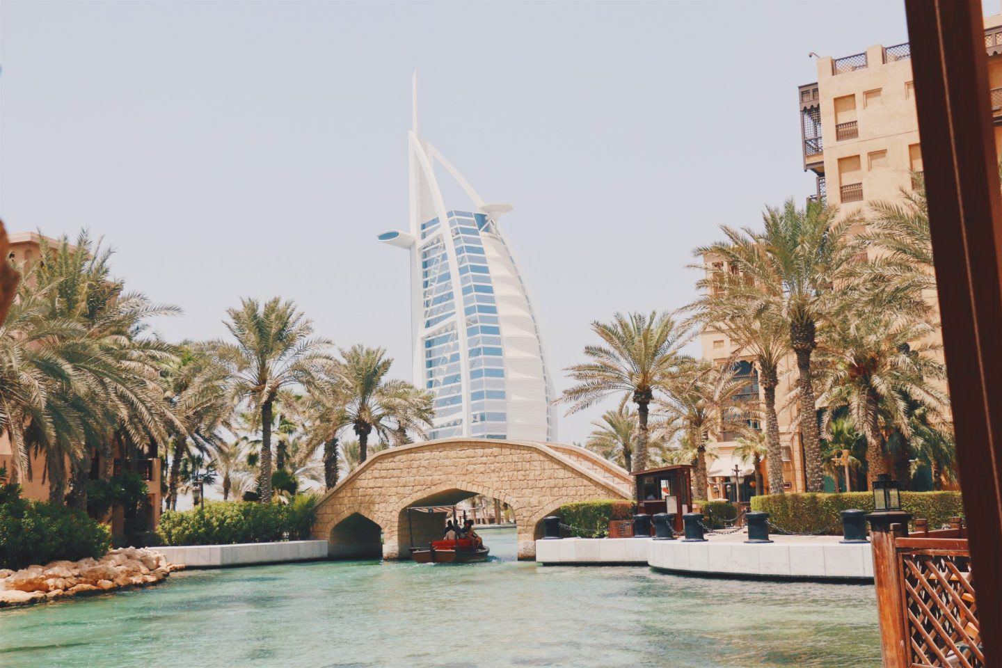Dubai in summer