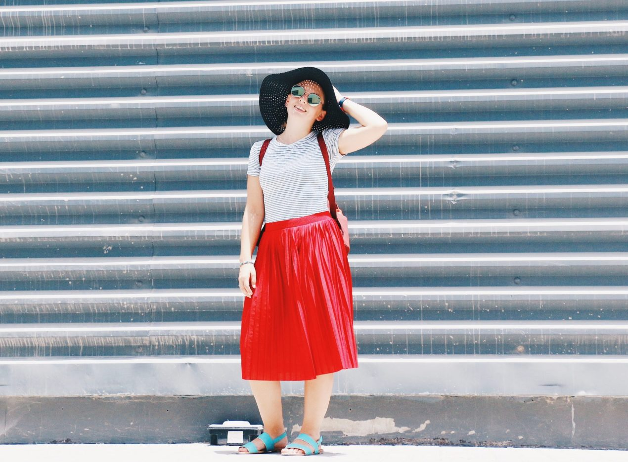 August favourites - The Little Backpacker