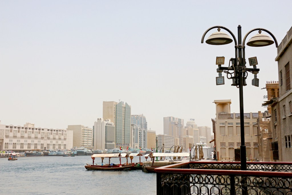 Bur Dubai creek -Things to do in Dubai