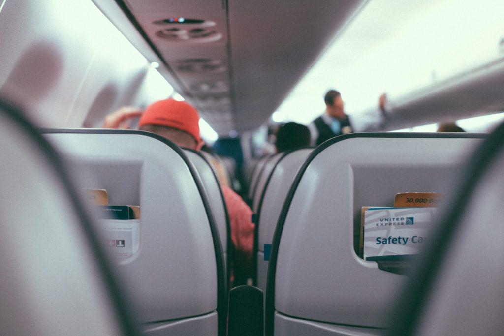 Five Things I Do Before a Long Haul Flight
