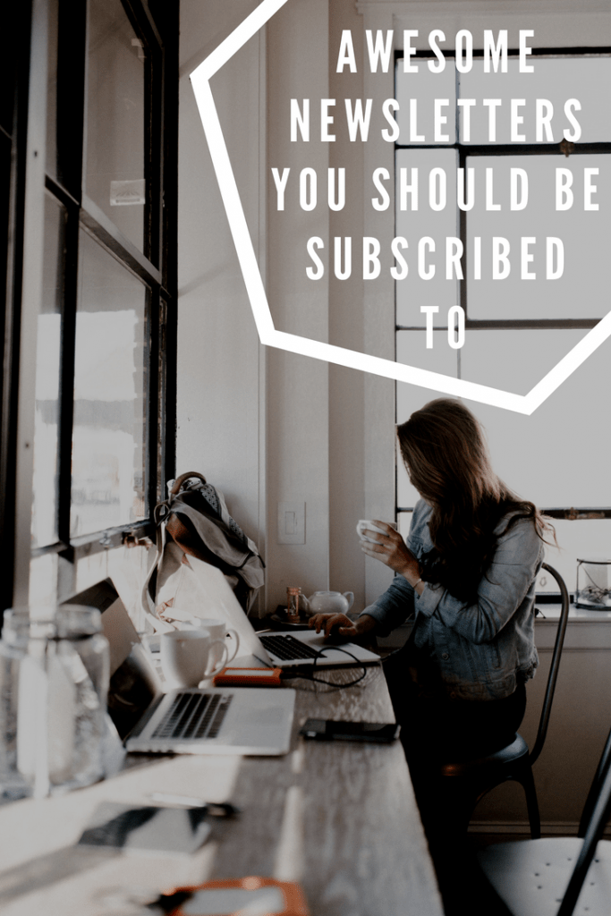 Awesome Newsletters You Should Be Subscribed To