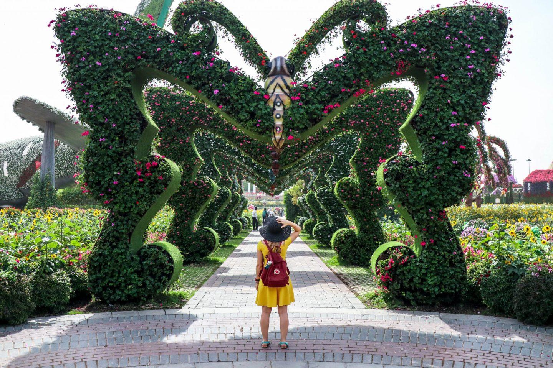 22 Reasons To Visit The Dubai Miracle Garden