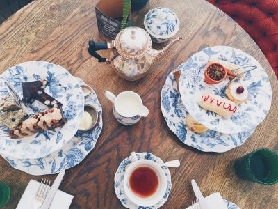 Where to have afternoon tea in the New Forest