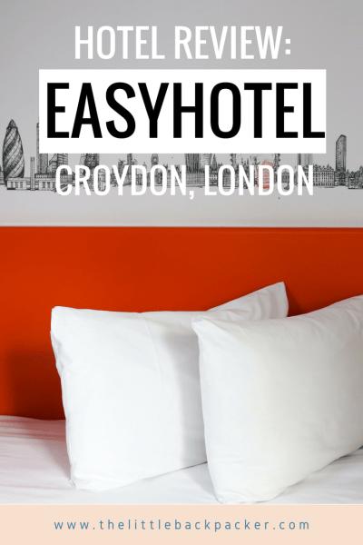 easyHotel Review Croydon London