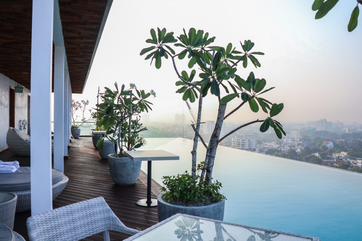 Hotel Review: Jetwing Colombo Seven