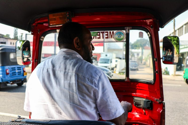 Things to do in Colombo - Sri Lankan Tuk Tuk
