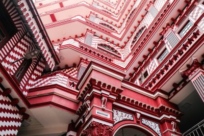 Things to do in Colombo - Red Mosque Colombo