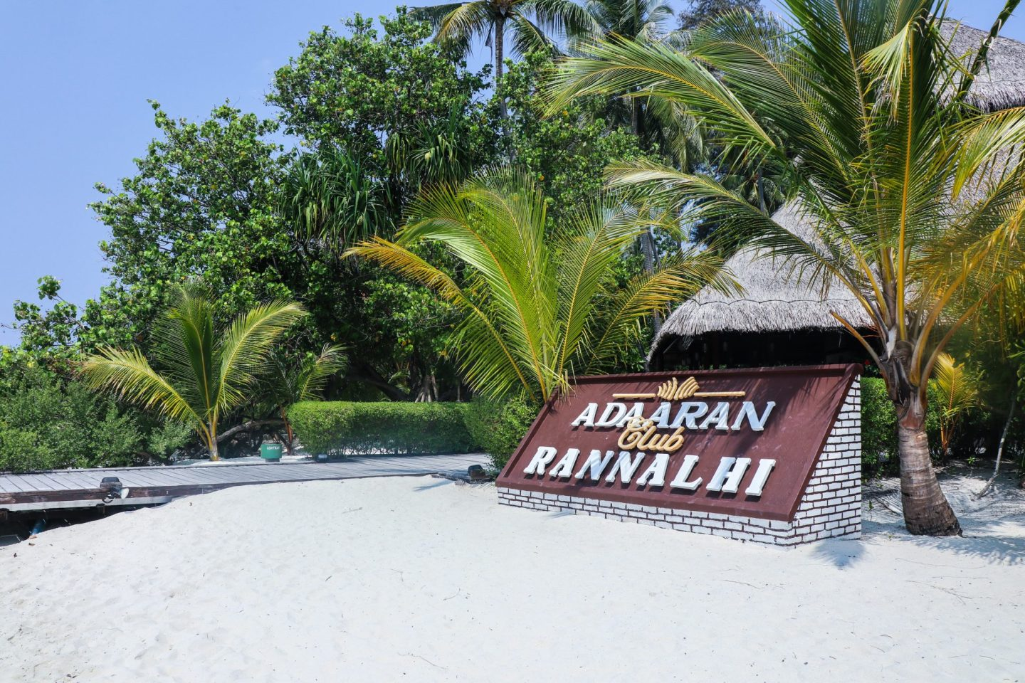 Hotel Review: Adaaran Club Rannalhi, Maldives