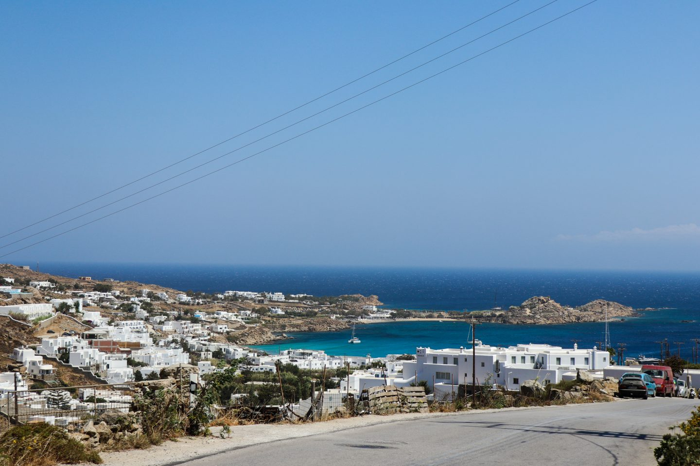 The Best Beaches in Mykonos