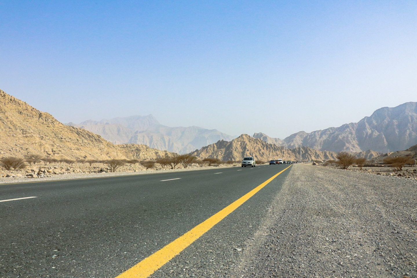 Places to Stop on a UAE Road Trip from Dubai