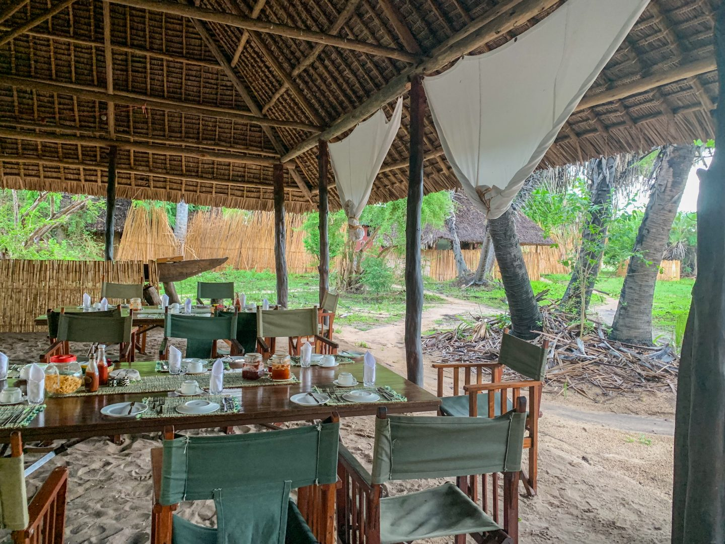 Lake Manze Camp Review Selous Game Reserve