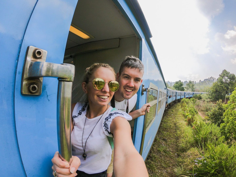 Taking the Colombo to Ella Train