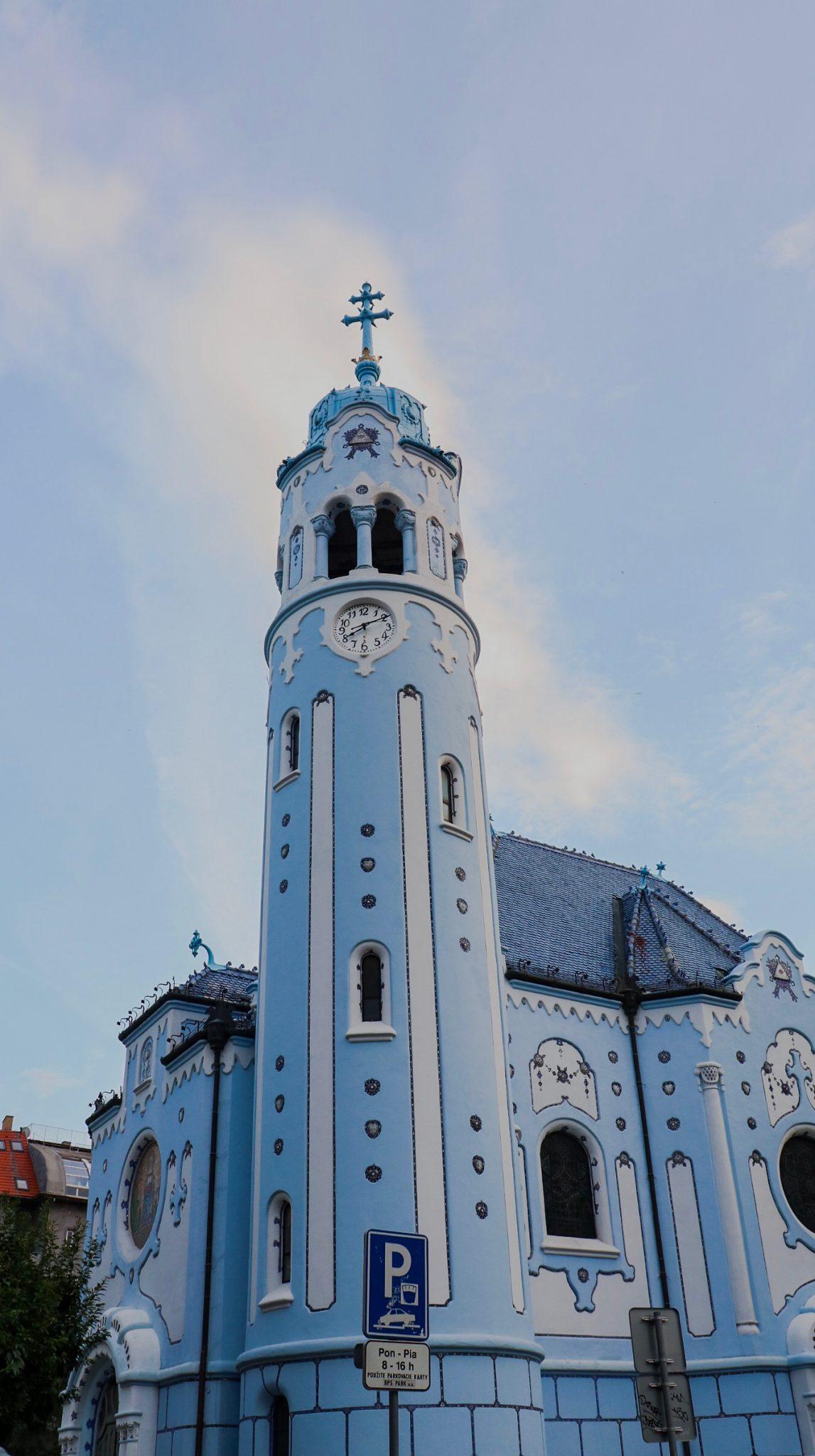 City break in Bratislava