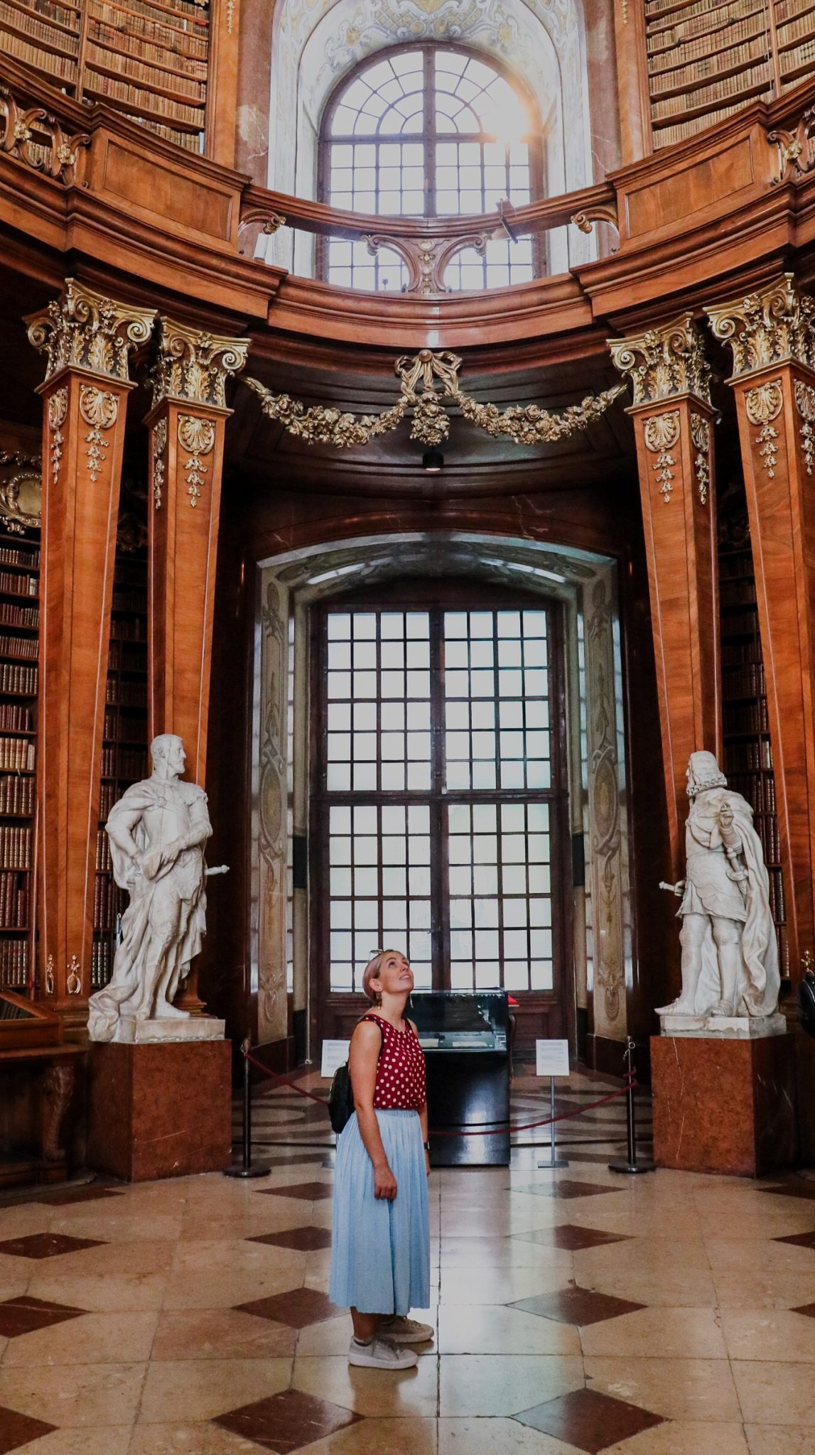 Vienna - Library