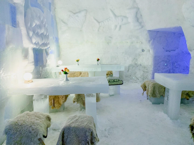 Hotel of Ice Romania