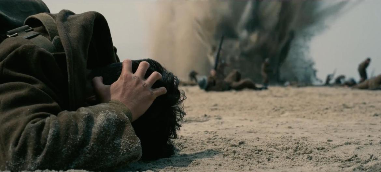 Dunkirk movie still