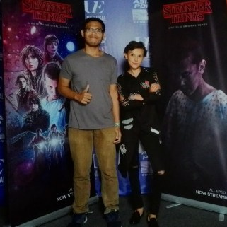 Photo Op with Millie Bobby Brown APCC