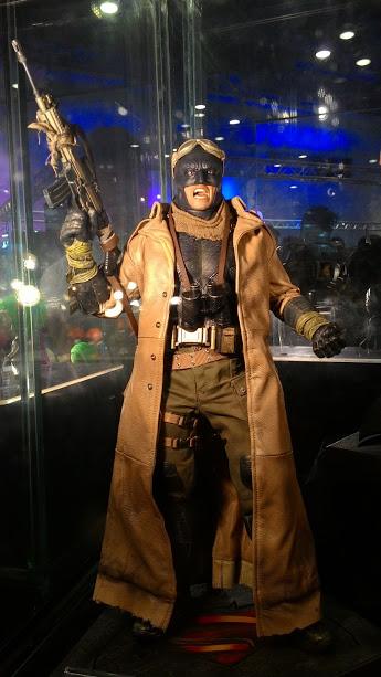 Is anybody looking for Batman? APCC