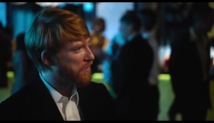 Domhnall Gleeson in American Made