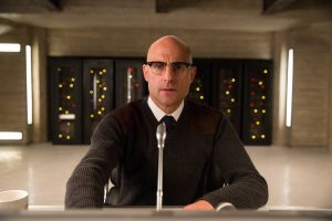 "Mark Strong stars in Twentieth Century Fox's ""Kingsman: The Golden Circle."""
