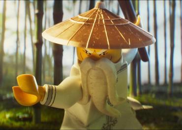 The Lego Ninjago Movie Review The Little Binger