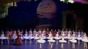 Ballet Manila Presents Swan Lake.