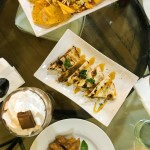 It was a feast.   Chatsi Bloggers Night