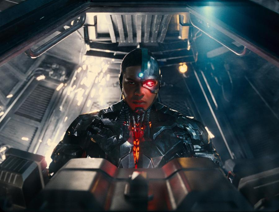 Ray Fisher as Cyborg