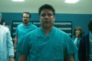Sean Astin as Bob in Stranger Things 2. Netflix