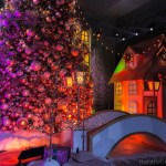 Photo-op is just around the corner.   Christmas Town at SM Southmall
