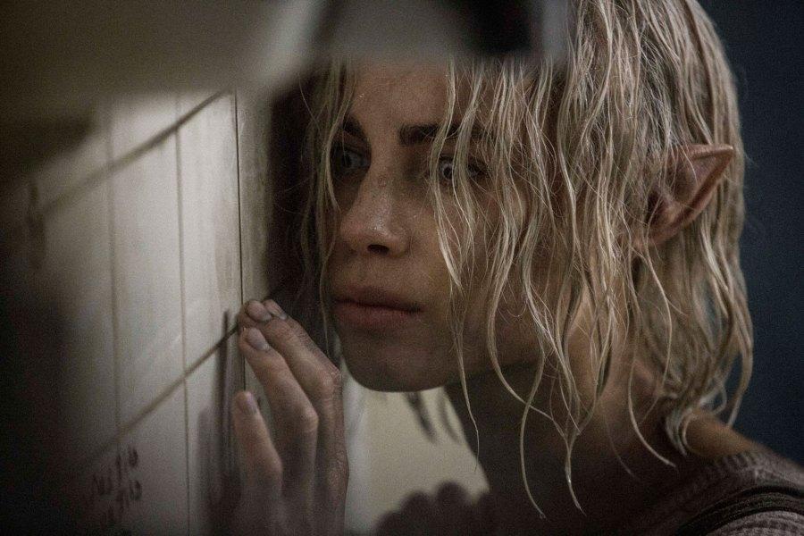 Lucy Fry as Tikka in Netflix's Bright   Photo: Netflix