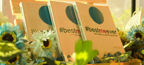 #BestMeEver is now available in bookstores nationwide!