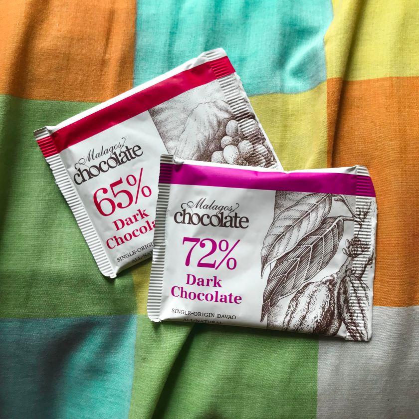 Start loving bittersweet chocolates because Malagos Dark Chocolates are good for your keto diet.