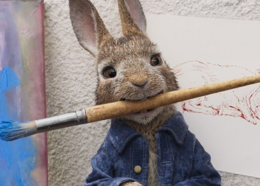 james corden peter rabbit