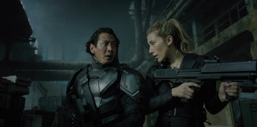 Dichen Lachman in Altered Carbon.