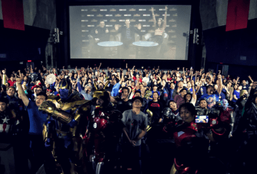 marvel fan event infinity war