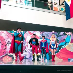 A family of Supers! #Superman80thPH
