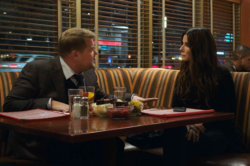 James Corden joins the cast of Ocean's 8. Can he solve the case?