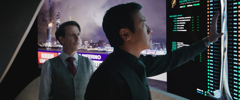 Is this a Chinese propaganda? Let's find out Is this a Chinese propaganda? Let's find out in Skyscraper. | Credit: Universal Pictures