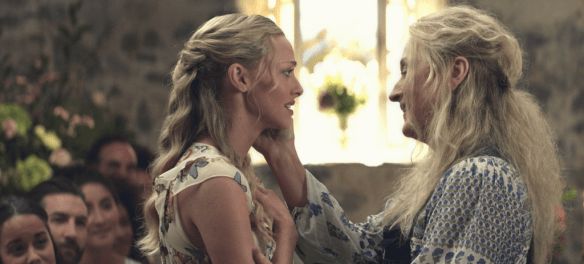 I can't be the only one who cried during this scene in Mamma Mia Here We Go Again | Credit: United International Pictures