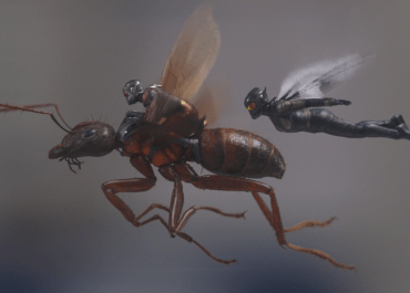 They take flightin Ant-Man and the Wasp | Credit: Marvel