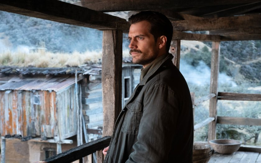 Henry Cavill as August Walker in MISSION: IMPOSSIBLE - FALLOUT | Credit: Paramount Pictures