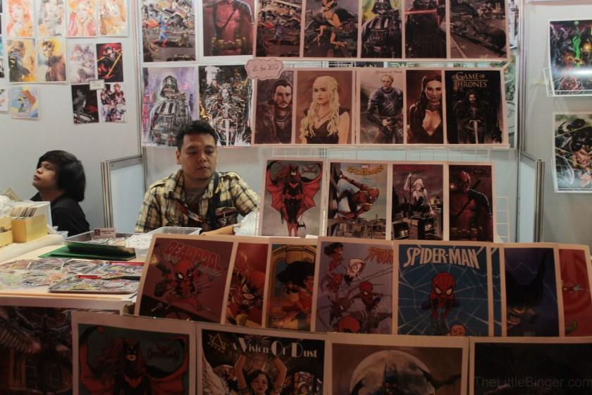 The Little Binger binges at AsiaPop Comicon Manila 2018!