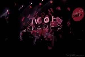 IV of Spades at Coke Studio Homecoming