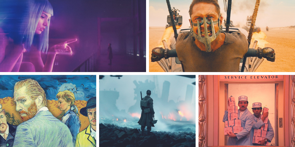 Visually Stunning Movies to Watch on the Smartphone
