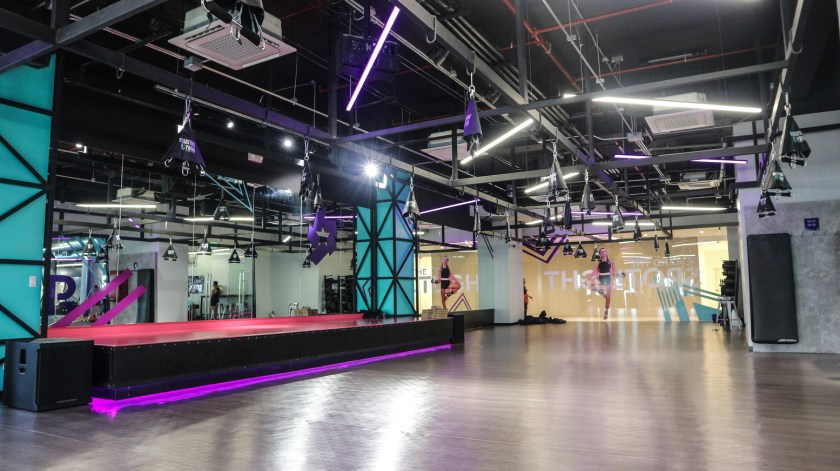 Rebel against ordinary workouts and amp up your performance with Celebrity Fitness' functional programs in its well-equipped Playground.