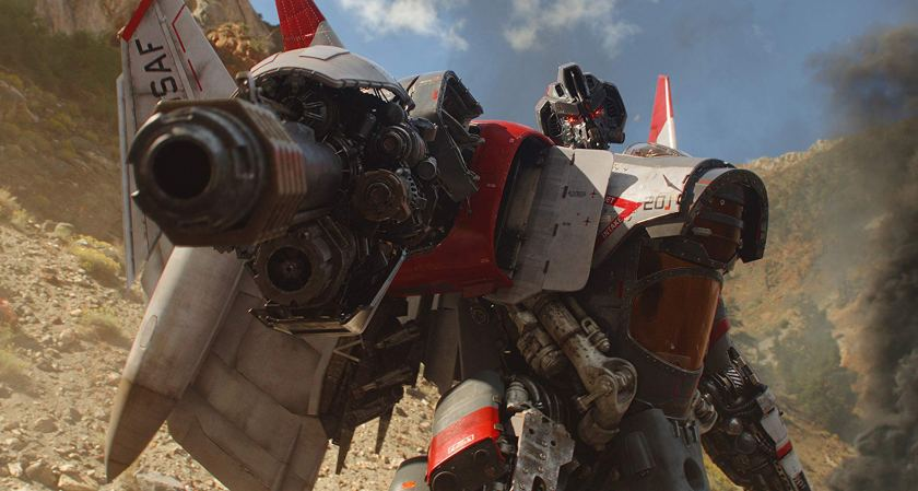 Now that's a Decepticon in Bumblebee Movie. | The Little Binger | Credit: United International Pictures