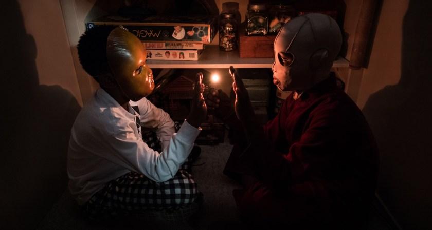 Jordan Peele Terrifies Audiences in 'US'.   The Little Binger   Credit: Universal Pictures